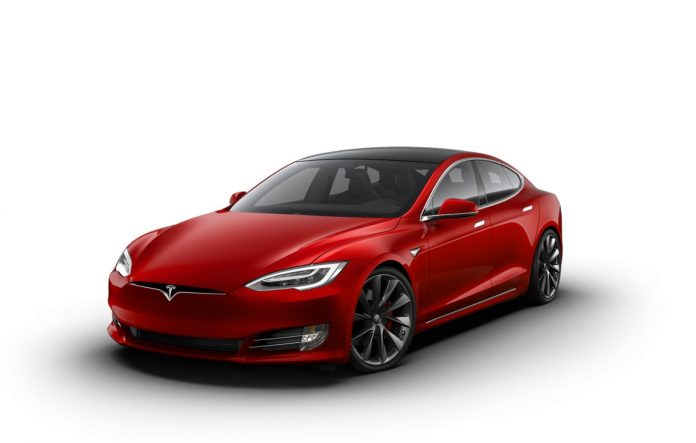 Tesla S Plaid Model