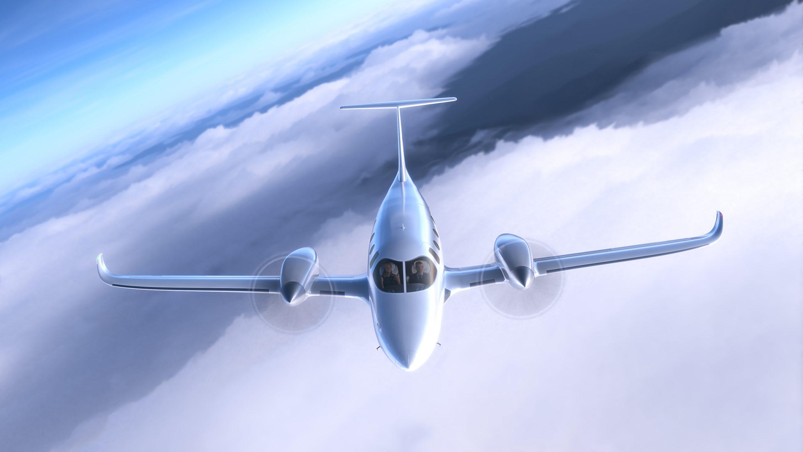 Bye Aerospace eFlyer 800
