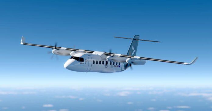 convertire avion hidrogen